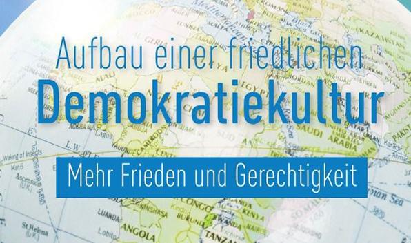Buchpräsentation: Friedliche Demokratiekultur am 3. Oktober