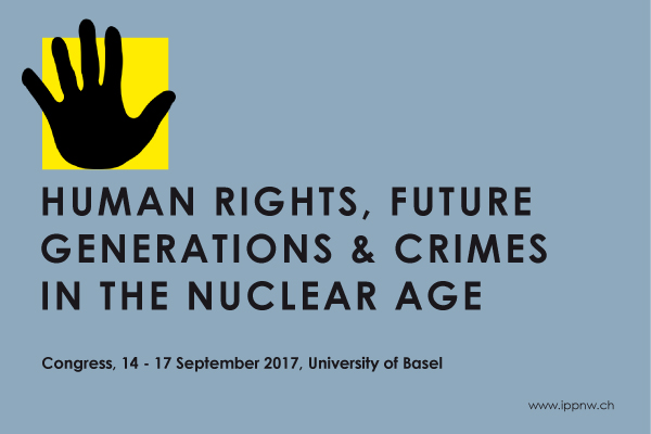 Kongress vom 14. bis 17. September 2017 an der Universität Basel