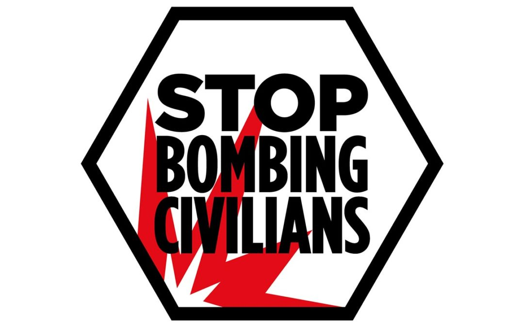 Petition: Stop Bombing Civilians
