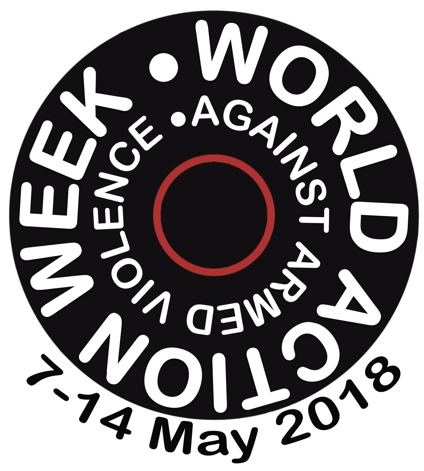 Aktionswoche gegen Waffengewalt, 7. bis 14. Mai