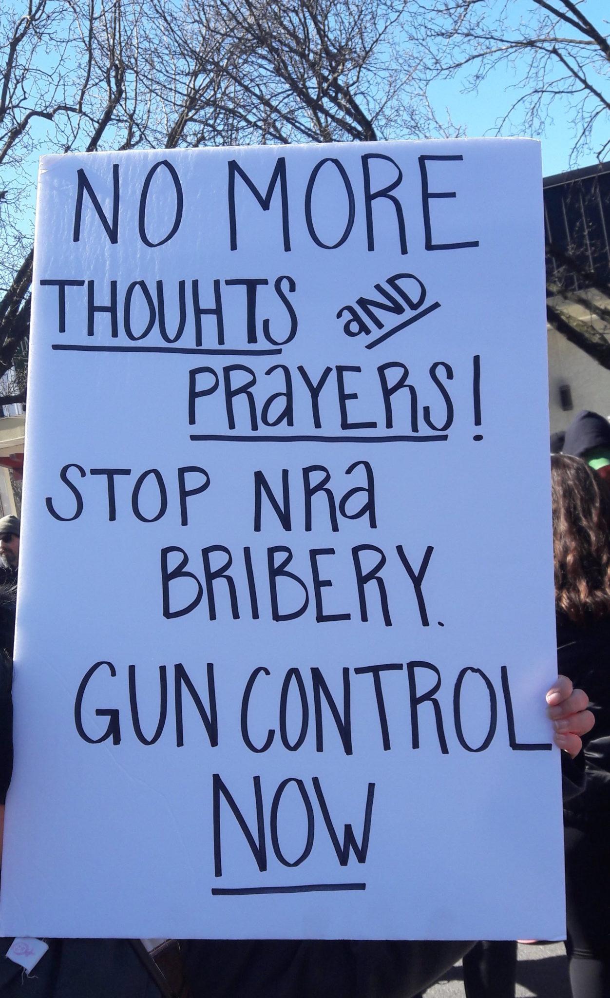 Basisbewegung gegen die NRA
