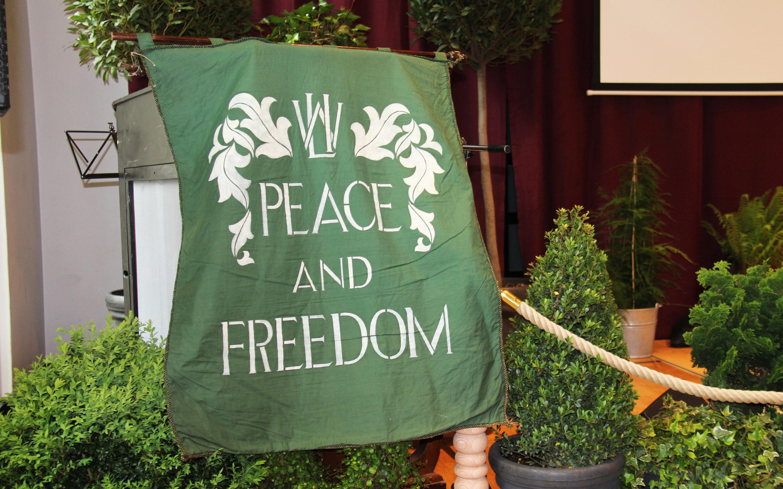 Zürich für den Frieden: 100 Jahre Frauen-friedenskonferenz am 11.Mai 2019