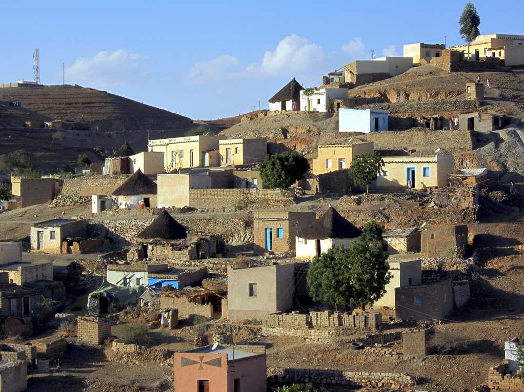 Das sechste Dossier der FRIEDENSZEITUNG zu Eritrea